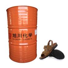 Polyurethane for making slipper and sandal