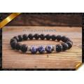Pulseras moldeadas de los hombres, venta al por mayor pulseras de joyería con entrega rápida (CB063)