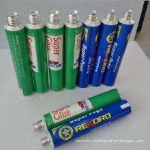 Tubo de aluminio para Super Rega