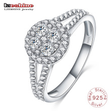 935 Sterling Silver Ring Wholesale for Women 2016 (SRI0019-B)