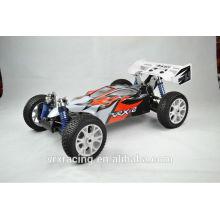 1 8 escala eléctrico Brushless coche rc eléctrico 4 X 4 de Radio Control juguetes