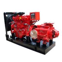 Pompe à eau de lutte contre l'incendie automatique diesel