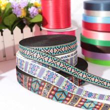 Customized weave webbings