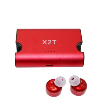 mini stereo bluetooth tws earbuds with charging case