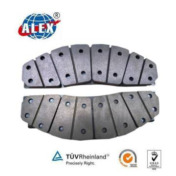 Uic Standard Train Brake Pad for Sale