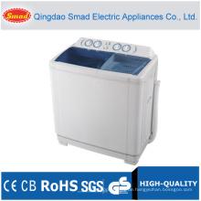 Halbautomatische Doppelwannen-Plastikwaschmaschine mit 13kg