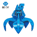 Mechanical Grapple for Bulk Goods
