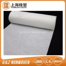 Dots en relieve Spunlace rollos de tela no tejida