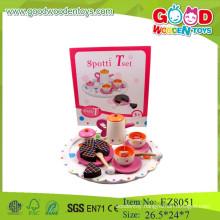 wooden tea set toys tea play set toys tea set play toys for children