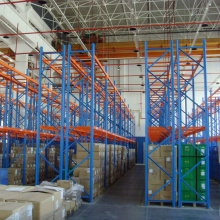 Hemat Biaya Pallet Warehouse Racking Dengan Durable Steel / Epoxy Powder Coated