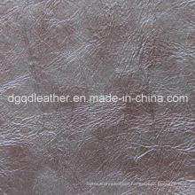 Top Selling Semi-PU Furniture Leather (QDL-51103)