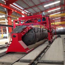 High quality TIG automatic girth welding machine