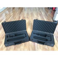 Kundenspezifischer Aluminium-Werkzeugkoffer mit Schwammschaumeinsatz