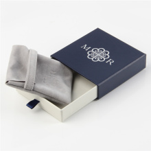 Custom Logo Paper Drawer Gift Boxes for Jewelry