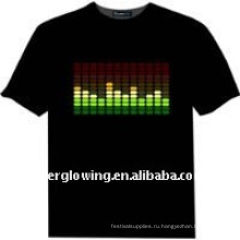 светящиеся футболки