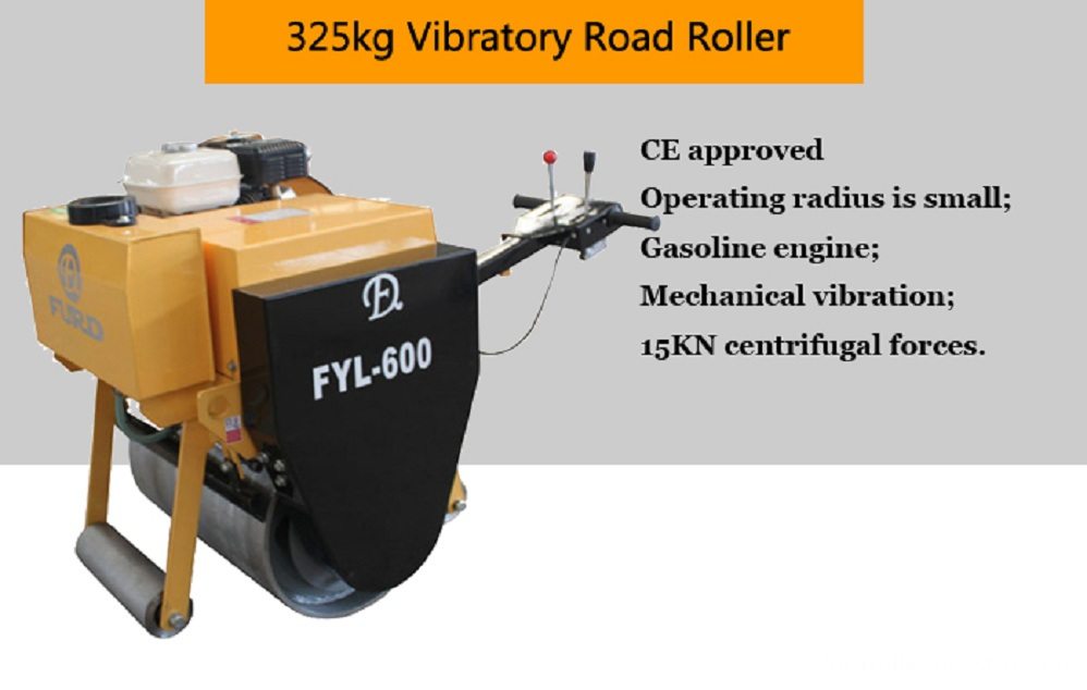 Single Smooth Drum Roller