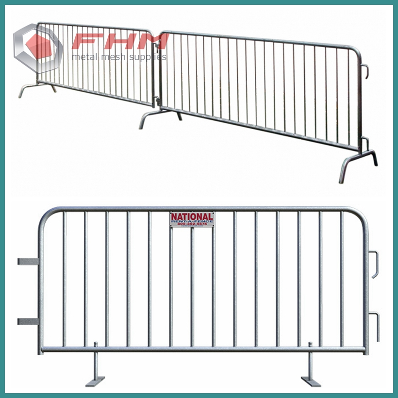 Crowd Control Barrier 01