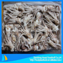 international market price of frozen squid head and tentacle