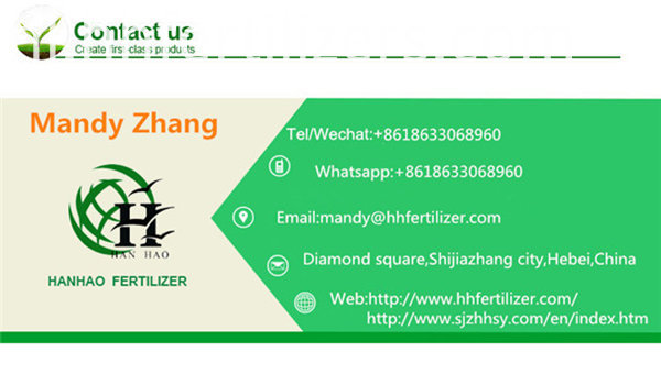 Fertilizer Contact