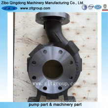 Sand Casting Stainless Steel /Alloy Steel/Titanium Durco Pump Casing