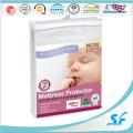 Protecteur de matelas en polyuréthane imperméable hypoallergénique en PU