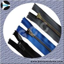 Yg Metal Brass Zipper
