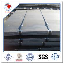 Ss400 grado de acero al carbono precio de la placa de China