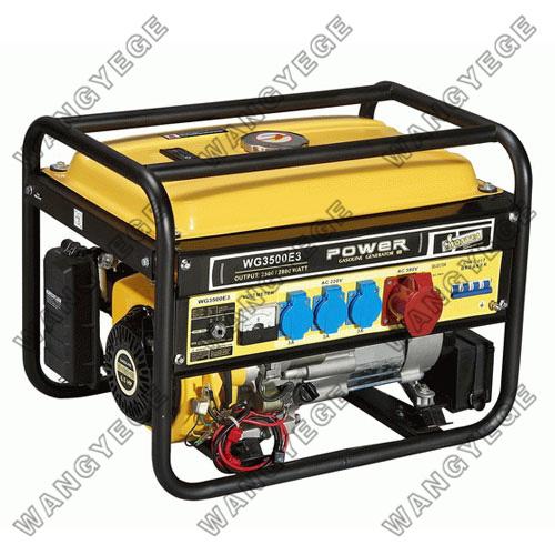 Generador de gasolina de potencia - Generador de gasolina ...
