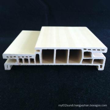 WPC Door Frame PVC Door Frame Door Jamb Door Pocket Df-140h35 WPC Architrave