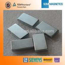 Professional Customized N52 N50 Magnets rectangular Magnets souvenir magnet with RoHS Certificate