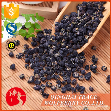 Good quality sell well black wolfberries
