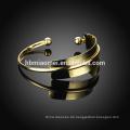 Soem-Großverkauf Europa und die Vereinigten Staaten, die 18k Armband Art und Weise DIY überzogenes coulourful Charme Armband verkaufen