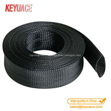 Couvercle de protection flexible flexible pour câbles et fils