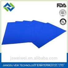 Высокотемпературное сопротивление Non-ручки PTFE стеклоткани ткань