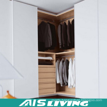 Modern Gallery White Melamine Walk in Wardrobe (AIS-W018)