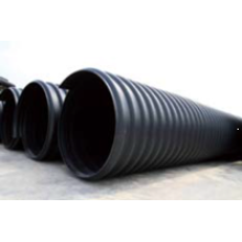 Metal Reinforced Polyethylene (PE) Spirally Corrugated Pipe