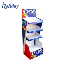 Cajas de presentación impresas personalizadas, pantalla de contador de cartón