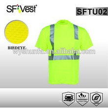 Hot New Products For 2015 Reflective Workwear Safety Polo Shirt For Worker