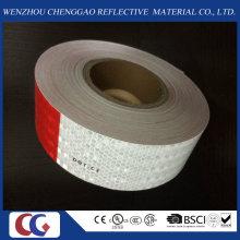 Material reflectante de PVC DOT-C2 para la señal de tráfico