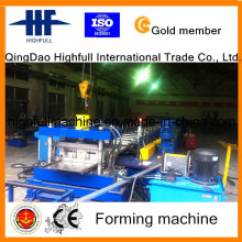 Machine à formage de rouleaux d'anodes en acier inoxydable avec du matériel 2205