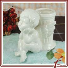 Decoración casera al por mayor del hogar de la Navidad del jardín de la porcelana de la venta al por mayor