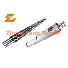 Baril de vis pour GS558V Machine de moulage par Injection