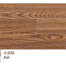 Piso de madeira laminada e engenharia de cinzas