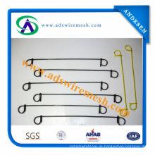 Galvanisierter Schleifen-Verbindungsdraht (ADS-LTW-03)
