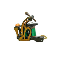 New Paddy Iron Shader Coil Tattoo Machine Equipment