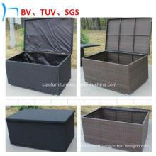 Outdoor Waterproof Large Rattan Storage Box