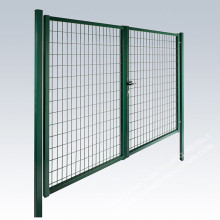 2m x 4m Powder Coated Metal Gate