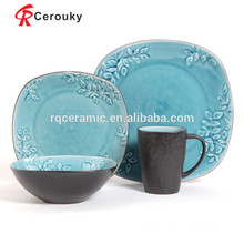High quality saudi arabia market dinner set