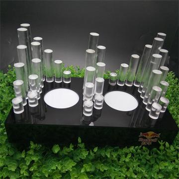 Acryl LED-Beleuchtung Weinflasche Glorifier