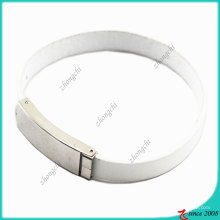 Fashion Jewelry Yong Girls White Leather Bracelet (LB)